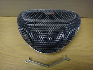 Edelbrock Pro Flo Triangle Air Cleaner 5 Flange Used