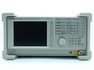 Tektronix Rsa3408a Real Time Spectrum Analyzer Dc To 8ghz