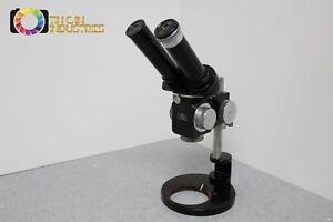 Carl Zeiss Vintage Stereo Microscope Base Free Shipping Included