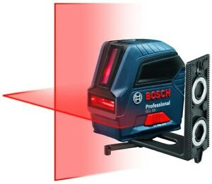Cross Line Crossing Lines Laser Level Tool Construction Bosch Self leveling