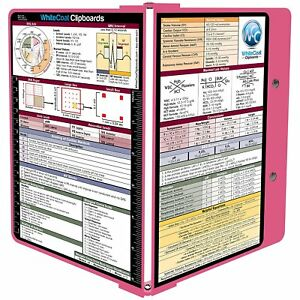 Whitecoat Clipboard Pink Medical Edition