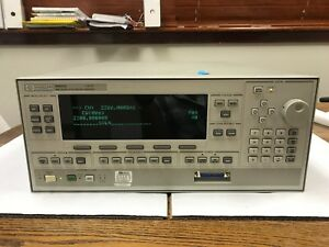 Hp agilent 83622a Synthesized Sweeper 2 To 20ghz Us Seller