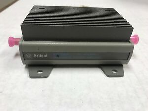 Agilent 83006a Microwave System Amplifier 10 Mhz To 26 5 Ghz