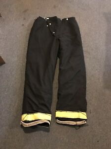 Globe Bunker Gear Turnout Gear Black Many Sizes Extra Small Large