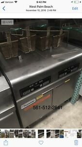 Frymaster Electric Fryer Fpre214sd
