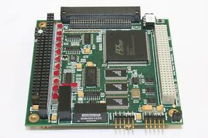 Rtd Embedded Technologies Dm7520hr 8 Pc 104 plus 12 bit Analog I o Daq Module