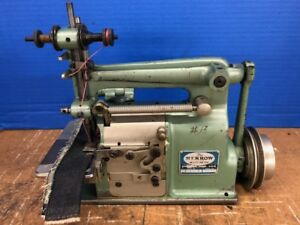 Merrow 15 ca 1 Blanket Stitch Sewing Machine Head Only Free Shipping