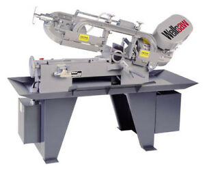 Wellsaw 613 7 X 13 Horizontal Band Saw Made In Usa Free Shipping