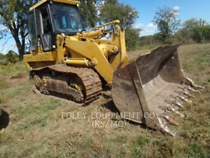 2007 Caterpillar 963c Crawler Loaders
