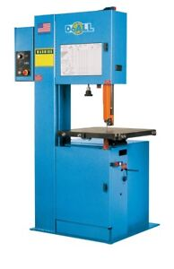 Doall 2013 v2 Vertical Contour Band Saw