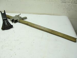 June 70 Dated Chevrolet Ford Mopar Olds Buick Bumper Jack No Base Or Lug Wrench