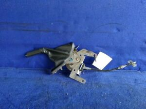2011 Ford Mustang Gt Emergency Brake Handle Parts Assembly