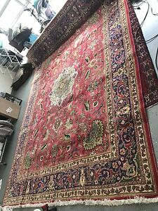 Handmade Persian Rug Khali Great Condition Large