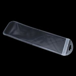 Clear Zip Lock Plastic Bag With Hang Hole Small Reclosable Gift Grocery Pouch