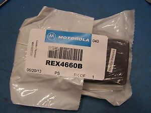 Oem Motorola Ht1250 Radio Case Refurb Kit Rex4660