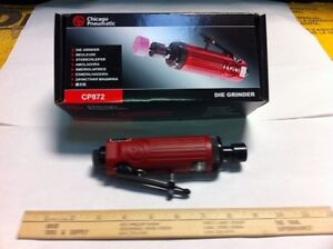 New Chicago Pneumatic top Brand Cp872 Straight Air Die Grinder 1 4 Cheap