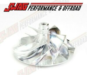 94 5 03 Ford 7 3l Powerstroke Diesel 5 5 Billet Turbo Compressor Wheel Gtp38