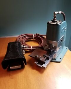 Amp 91112 2 Pneumatic Arbor Press With Foot Pedal