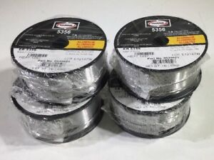 Weld Wire Harris Er5356 Aluminum Welding Wire 3 64 Dia 4 New Spools
