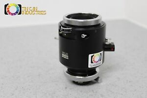 Wild Heerbrugg Microscope Camera Shutter Attachment Free Shipping