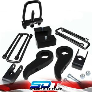 1999 2007 Chevy Gmc Silverado Sierra 1500 3 Full Level Lift Kit Torsion Tool