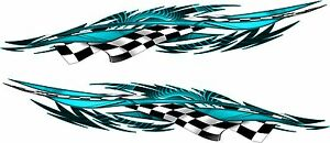 Boat Car Truck Trailer Motorcycle Graphics Decal Vinyl Stickers Wrap 70 x13 5