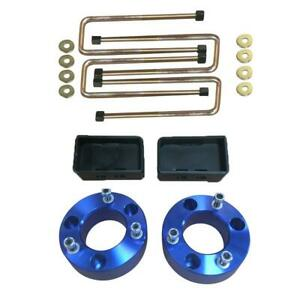 3 Front Leveling Lift Kit For 2007 18 Chevy Silverado Sierra 1500 2wd 4wd