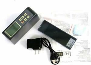 Digital Glossmeter Multi angle 20 60 85 Degrees Surface Gloss Tester Meter