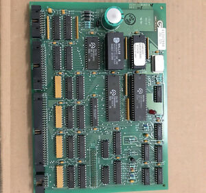Gilbcarco T18202 g4 Printed Circuit Board Assembly Pump Controller Used as Is