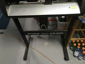 Creation Procut Cr 630 Vinyl Cutter Plotter Machine