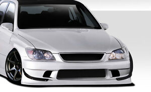 Lexus Is Series Is300 00 05 Duraflex Vse Race Front Bumper
