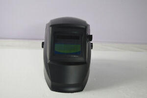 Welding Helmet Mask Auto Darkening Solar Powered Grinding Welder Large View Lens