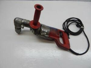 Milwaukee 1001 1 Right Angle Drill Rpm 600 Drill