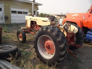 Case 430 Tractor Parts Or Fix
