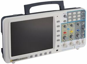 Sds6062 v b Smart Portable Digital Storage Oscilloscope
