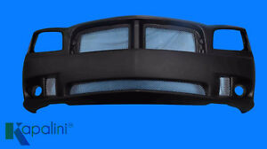2006 2010 Dodge Charger Front Bumper Cover Body Kit Srt Style