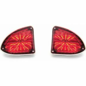 1960 1966 Chevy Suburban Led Tail Light Conversion Kit Led Panel Kit