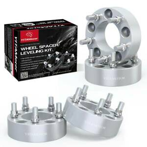 2 6x5 5 Hub Centric Wheel Spacers Adapters 6x139 7 For Toyota 4runner Tacoma