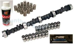 Sb Chevy 283 305 327 350 400 Hp Cam Lifter Spring Kit 480 480 Lift 232 232