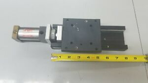 Dci Model Lg 20 Linear Slide Positioning Table With Air Cylinder