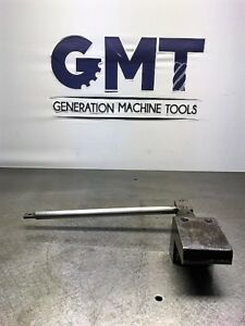 17 Clausing Colchester Taper Attachment Guide Block gmt 1255