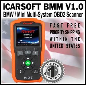 Bmm V1 0 For Bmw 1 Series E82 E87 E88 Obd2 Battery Tester Ecu Transmission Scan