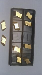 New 10pcs Nt 3r Tin Carbide Inserts