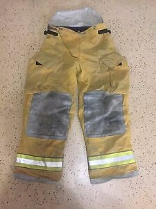 Globe Firefighter Suits Fire Turnout Pants Bunker Gear 34 30 09 2007