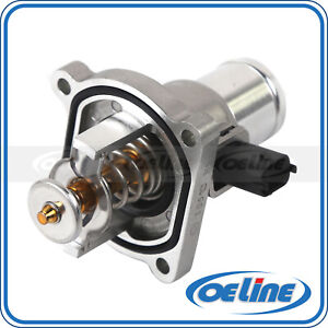 Thermostat Coolant Assembly For Chevrolet Aveo Cruze Sonic Pontiac 1 6l 1 8l