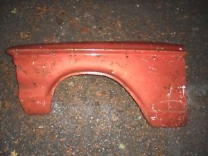 1962 62 Ford Fairlane 500 Left Driver s Fender