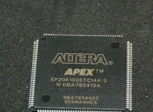 Ep20k100etc144 3 Altera Ic Fpga 92 I o 144tqfp lot Of 1
