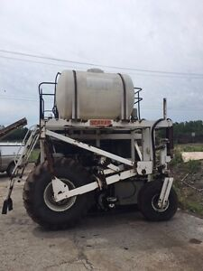 1999 Scarab Windrow Compost Turner
