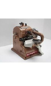 Bonis never Stop Leather Fur Hide Sewing Machine Model B