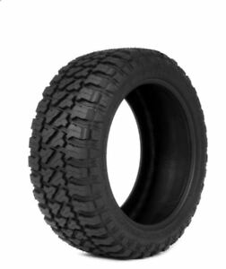 1 New Lt 42x15 50r28 128p Fury Country Hunter Mt Tire 4x4 Offroad Radial